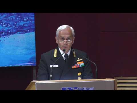 ADMIRAL SUNIL LANBA( CNS) OPENING ADDRESS AT  ANNUAL MARITIME POWER CONFERENCE (AMPC)- 2017