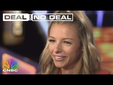 Meet 'Deal Or No Deal' Briefcase Model #15: Madi Teeuws | Deal Or No Deal