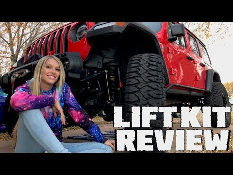 Official Review Metalcloak Dual-Rate Lift Kit & Skid Plates Jeep JL Wrangler 2018