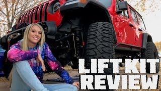 Official Review for the Metalcloak Dual-Rate Lift Kit & Skid Plates on Our Jeep Wrangler JL!