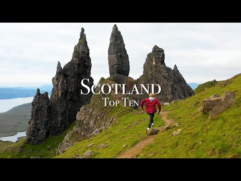 Top 10 Places To Visit In Scotland