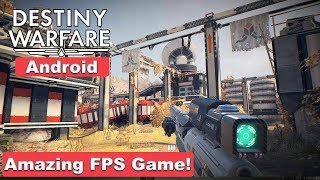 DESTINY WARFARE - ANDROID GAMEPLAY