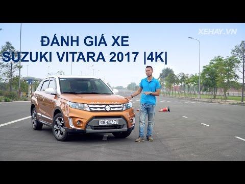 [XEHAY.VN] Đánh giá ưu nhược điểm Suzuki Vitara 2017 nhập châu Âu giá 779 triệu
