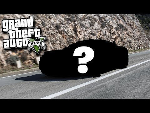 BRAND NEW OVERPOWERED CAR?? -  GTA V