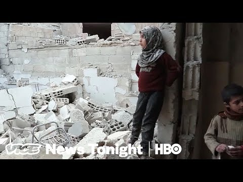 Syria's Failed Ceasefire & Veterans Fight Marine Corps: VICE News Tonight Full Episode (HBO)