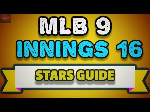 MLB 9 Innings 16 - Tips and Tricks to get Free Stars - Using Reward Websites !