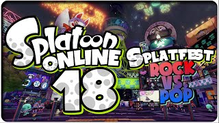 Let's Play SPLATOON ONLINE Part 18: Erstes EU Splatfest: Rock vs. Pop [Profi-Kleckser] thumbnail