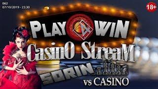 JUCĂM CASINO nr:062 p2 / Sorin vs Casino / Casino Romania / DETALII IN DESCRIERE↓