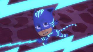 Super Cat Stripes ⚡ 2021 Season 4 ⚡ PJ Masks Official