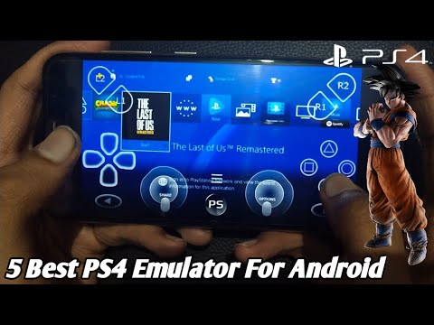 How To Play PS4 Games On Android |5 Best Ps4 Emulators For Android With Games(offline-online)