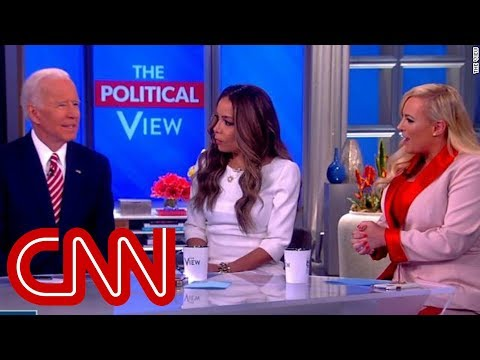 Meghan McCain to Joe Biden: What took so long?