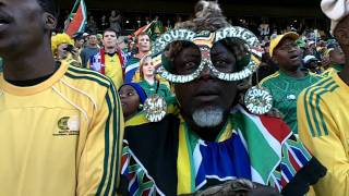 South Africa vs France World Cup - 2010
