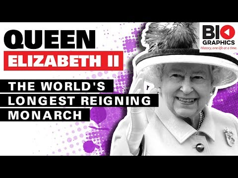 The World's Longest Reigning Monarch - Queen Elizabeth II Bi