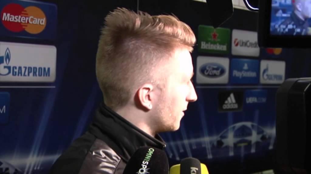 """Marco Reus nach CL-Pleite: """"Wird uns nicht umhauen""""   Borussia Dortmund - FC Arsenal 0:1"""