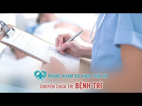 Phòng khám đa khoa Thái Hà chuyên chữa Bệnh Trĩ