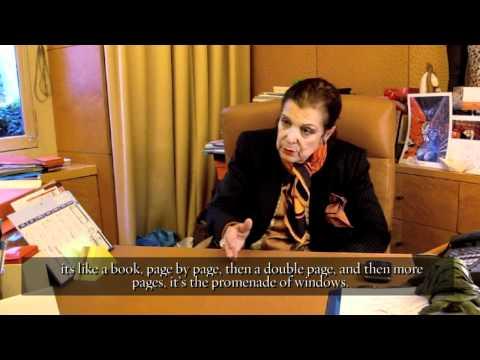 "ImagineFashion.com Presents ""Fashion Minds - Leila Menchari"" by Godfrey Deeny"