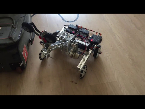 GISU Robotics Club /  Genius Recycler for Genius Olympiad 2017