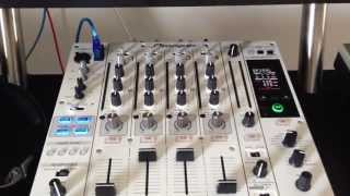 Recording your mix with the Pioneer DJM-900/850/750