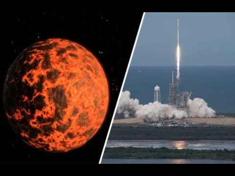 Space X launches Nibiru Probe-Sun Going Dark-Fireball Blast Causes Earthquake