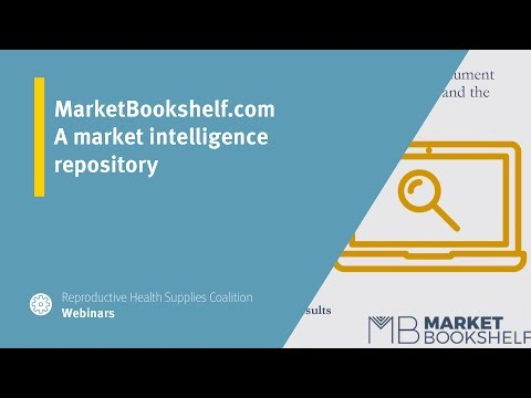 MarketBookshelf.com - A market intelligence repository