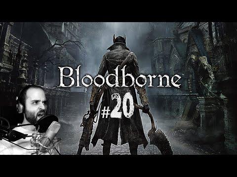 Bloodborne #20   BESTIA OSCURA PAARL   Gameplay Español