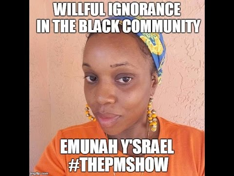 Willful Ignorance in the Black Community