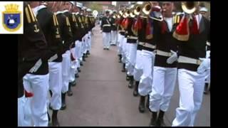 Glorias del Ejército 2012: Academia Politécnica Naval Parte 6