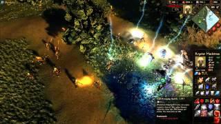 Frozen Hearth Gameplay Trailer