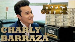 CHARLY BARRAZA ESTRENA CANCION DE LA HIJA DEL CHAPO - Pepe's Office