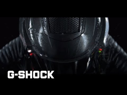 CASIO G-SHOCK BRAND VIDEO