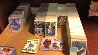 MAILDAY: 3000+ Random Baseball Card Lot (recap) Worth it?