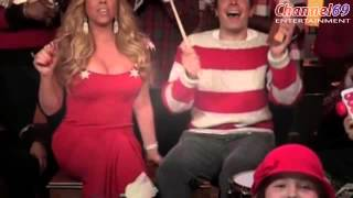Jimmy Fallon, Mariah Carey & The Roots   quot;All I Want For Christmas Is You quot; w  Classroom