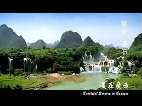 Beautiful scenery in GuangXi, China - Guilin Private Tours