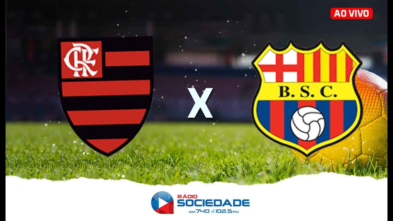 Download Flamengo x Barcelona (EQU) - Libertadores da América 2021 - Rádio Sociedade