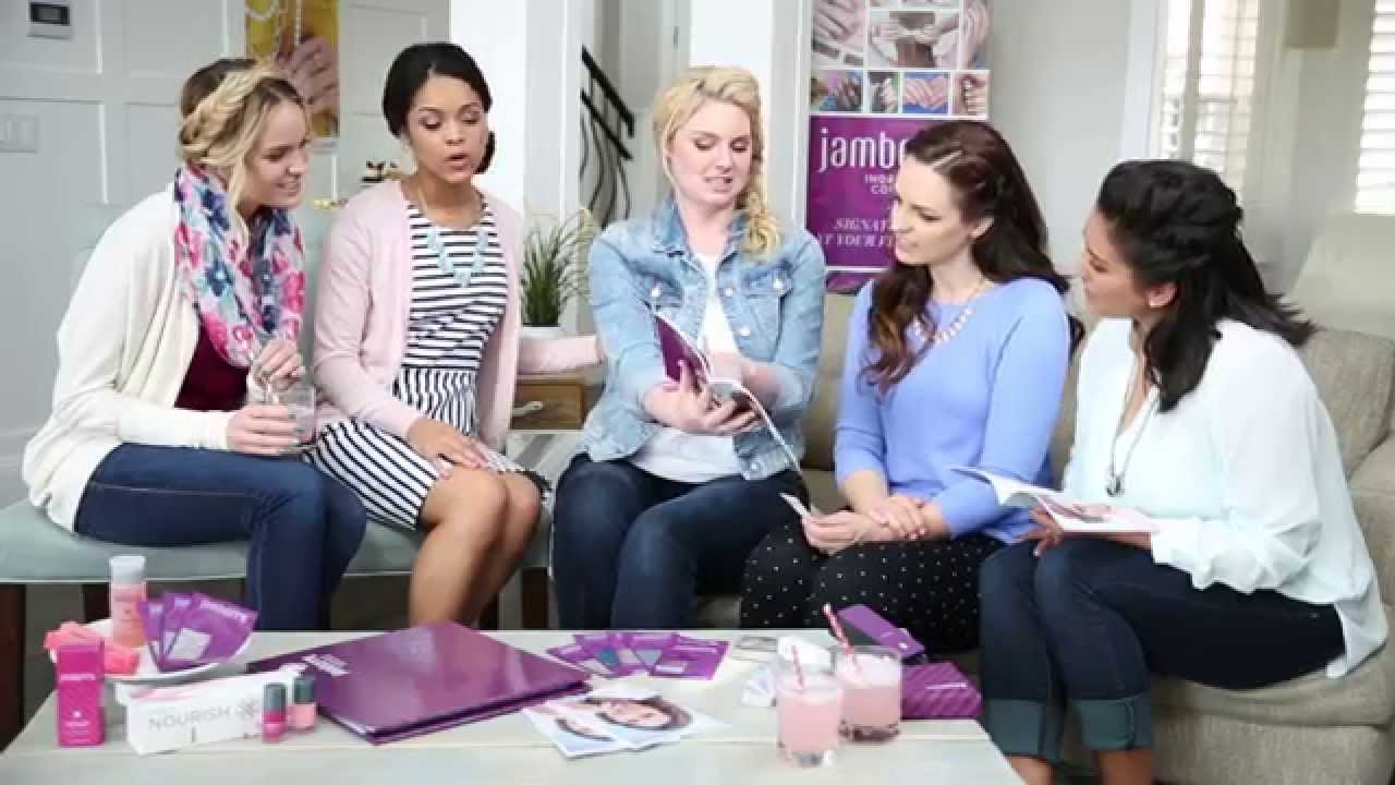Host a jamberry party youtube for Hosting a party at home
