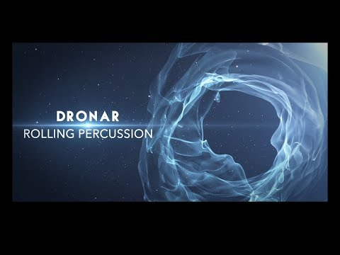 Gothic Instruments DRONAR Rolling Percussion - Trailer