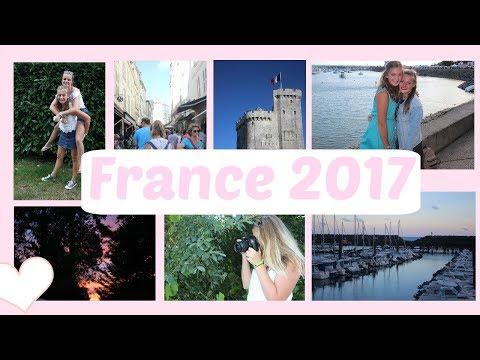 France Travel Diary 2017