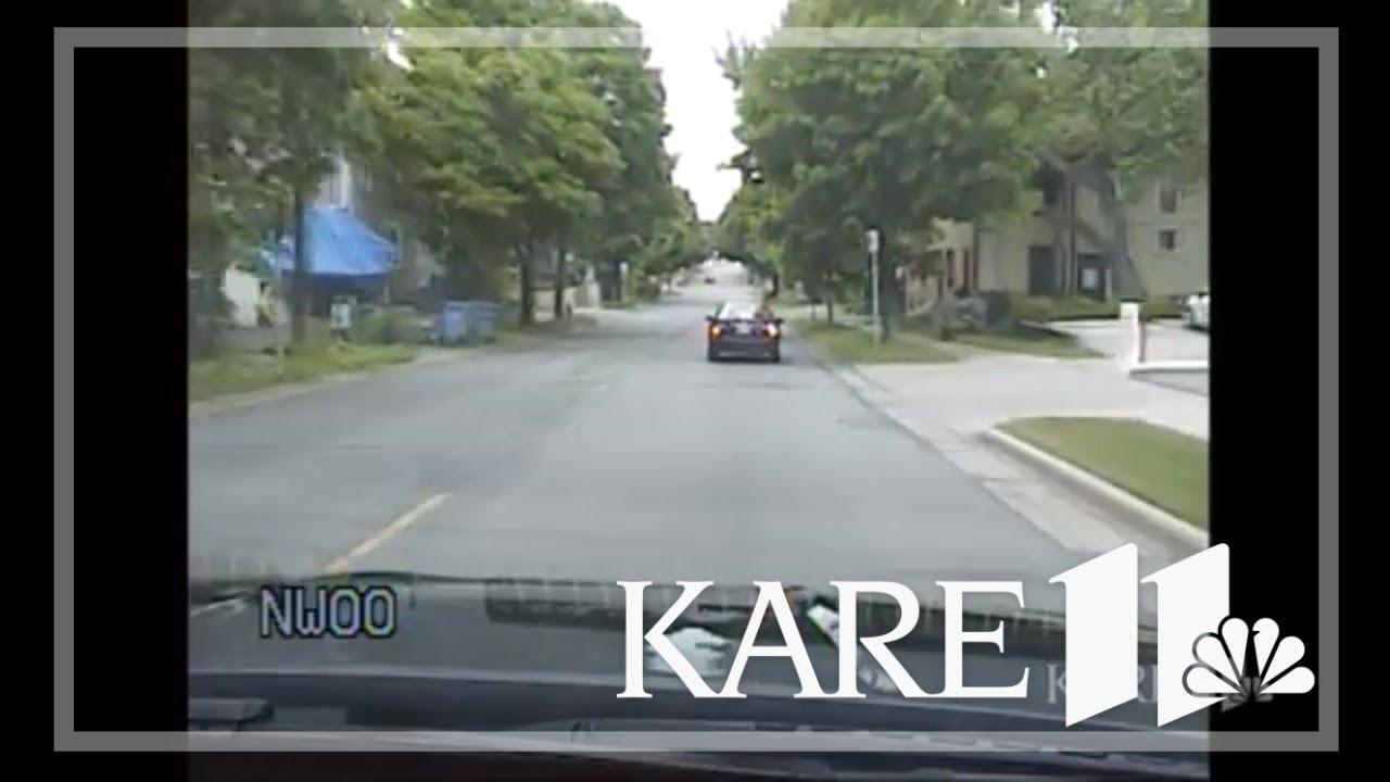 KARE 11 Investigates: Dash camera video of Officer Noor traffic stop