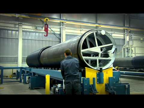 Производство труб KRAH