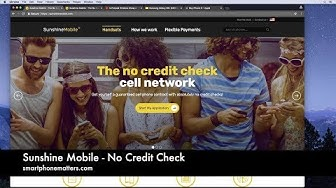 Sunshine Mobile - No Credit Check