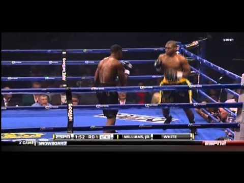 Thomas Williams Jr   vs Cornelius White