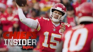 Hy-Vee Chiefs Insider: Week 19