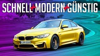 Die 5 schnellsten MODERNEN Autos für kleines Geld | RB Engineering