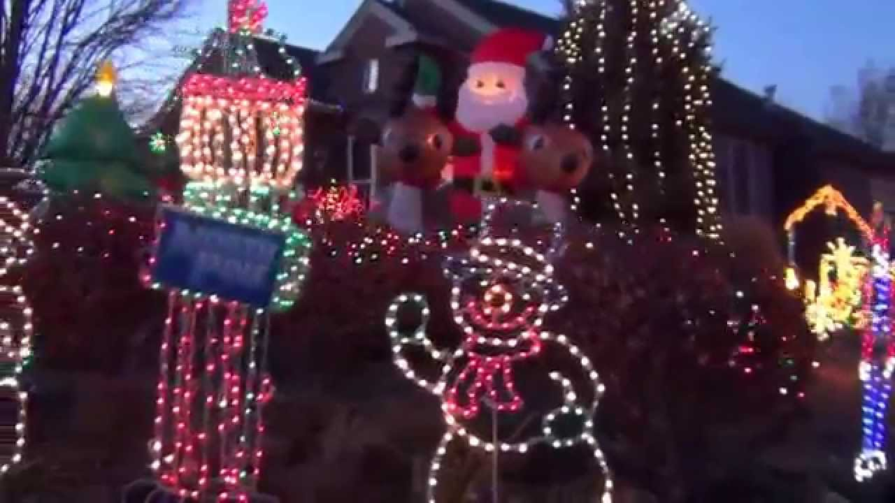 Christmas decorations 2014 youtube for 2014 christmas decoration