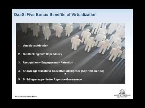 Data Virtualization Day 2012: Presentation From Mike McNab of Franklin Templeton