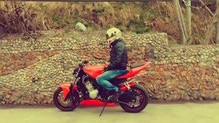 Honda CBR 600 f3 custom streetfighter