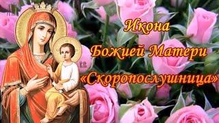 22 ноября - память чудотворной иконы Божией Матери
