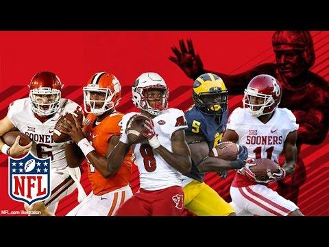 The 5 Heisman Finalists & 2016 Heisman Prediction | NFL Now