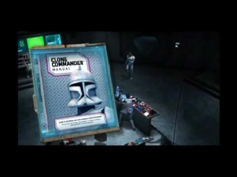 Star Wars Clone Commander Manual - Toys