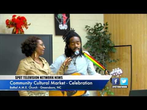 Greensboro Cultural Market - Reggae Music